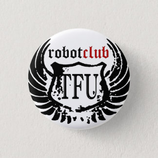 Robot Club pin