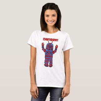 Robot Danger! T-Shirt