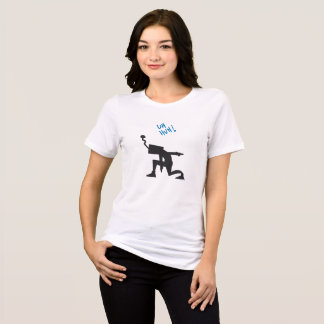Robot Disco Relaxed Fit Jersey T-Shirt