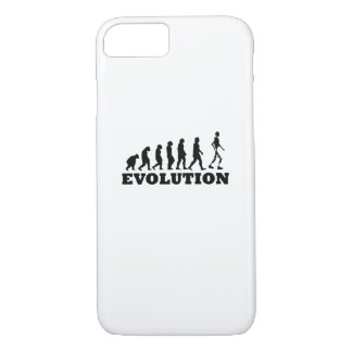 Robot Evolution Funny iPhone 8/7 Case