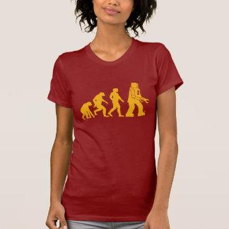 Robot Evolution - Our new Robot Overlords Tee Shirts