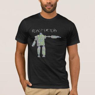 Robot Factory T Shirt