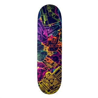 Robot Forces Custom Pro Park Board Custom Skate Board