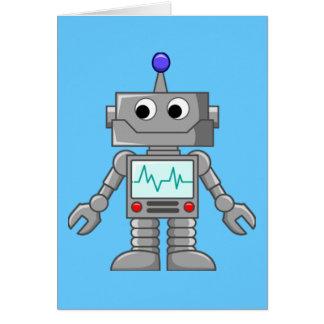 Robot Freak Cartes De Vœux