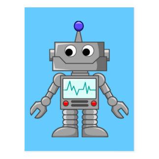 Robot Freak Cartes Postales