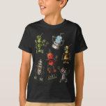 Robot Fun Tshirts