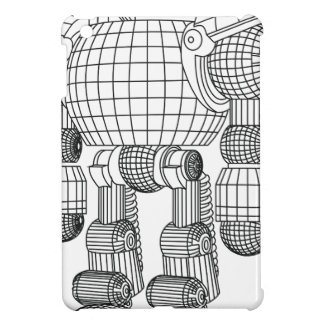 robot iPad mini covers