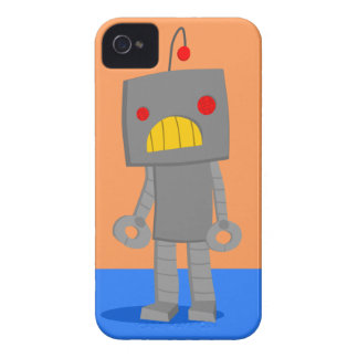 Robot iPhone 4 Cover