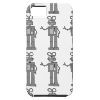 robot iPhone 5 case