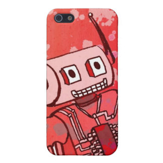 Robot iPhone 5 Cover