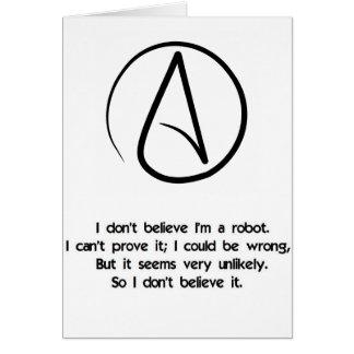 Robot Logic Card