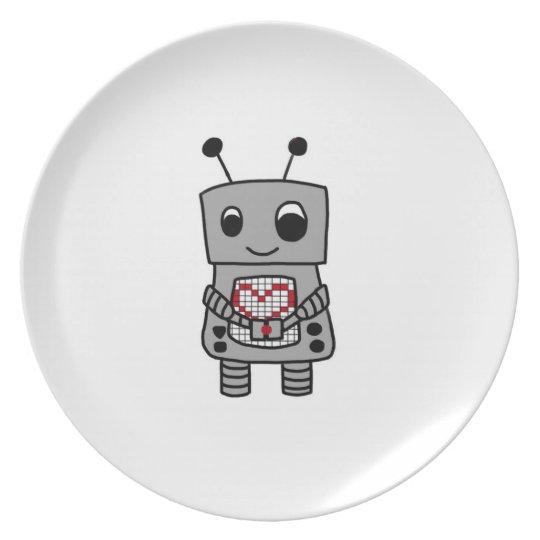 Robot Love Plate