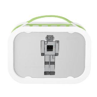 Robot lunch box. lunch box
