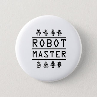 Robot Master Robotics Engineering Program Stream 2 Inch Round Button
