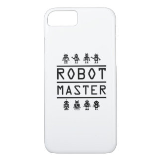 Robot Master Robotics Engineering Program Stream iPhone 8/7 Case