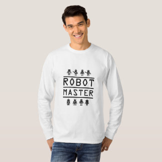 Robot Master Robotics Engineering Program Stream T-Shirt
