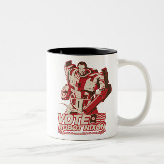 Robot Nixon - tout robot Nixon de grêle Tasse À Café