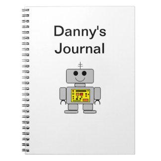 """""""Robot"""" Notebook"""
