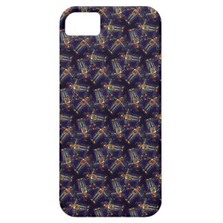 Robot Pattern Case