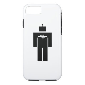 Robot Pictogram iPhone 7 Case
