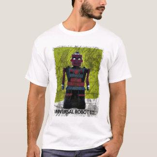 Robot propaganda poster T-Shirt