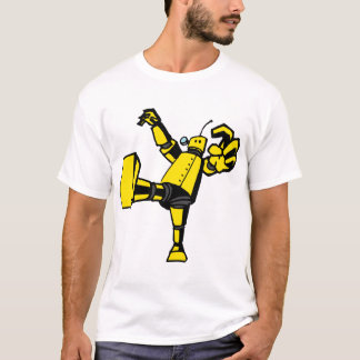 Robot Punter T-Shirt