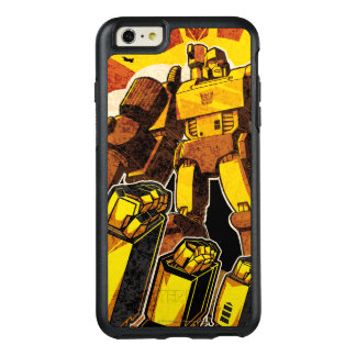 Robot Revolt OtterBox iPhone 6/6s Plus Case