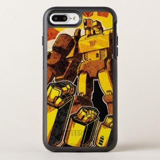 Robot Revolt OtterBox Symmetry iPhone 7 Plus Case