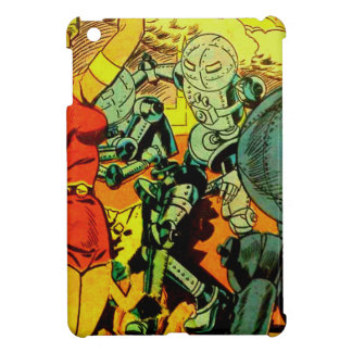 Robot Revolution iPad Mini Cases