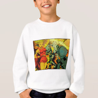 Robot Revolution Sweatshirt