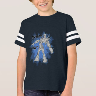 Robot Riot 8 Kids Shirts