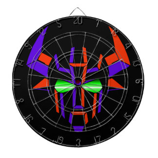 ROBOT RODEO Black Style Dart Boards