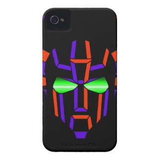 ROBOT RODEO Black Style iPhone 4 Cover
