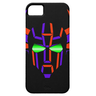 ROBOT RODEO Black Style iPhone 5 Cover