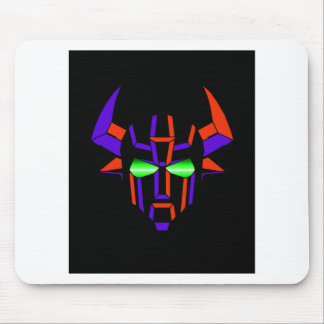 ROBOT RODEO Black Style Mouse Pad