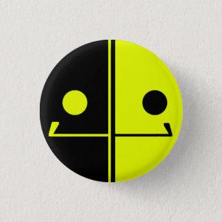 Robot Smile Button