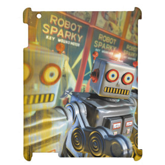 Robot Sparky! iPad Cases