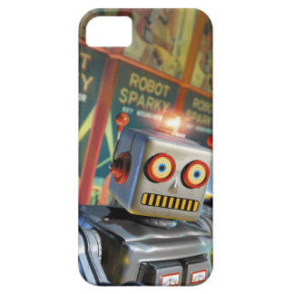 Robot Sparky! iPhone 5 Cover