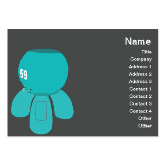 Robot Spyder - Chubby Large Business Card