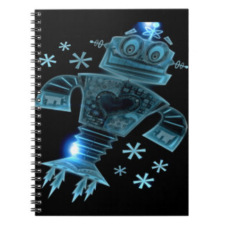 Robot two notebook