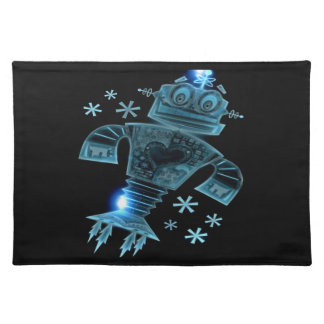 Robot two placemat