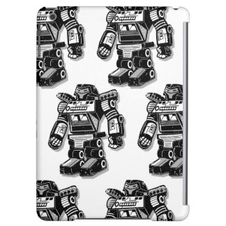 Robot warrior cover for iPad air
