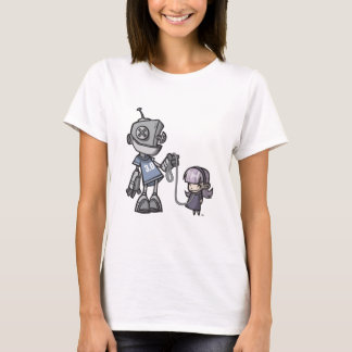 Robot-with-Child T-Shirt