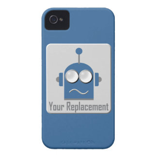 Robot : Your Replacement iPhone 4 Covers