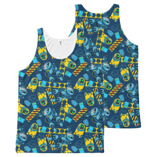 Robot zone All-Over-Print tank top