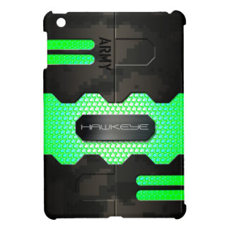 Robotic Army Digital Camouflage Case iPad Mini Case