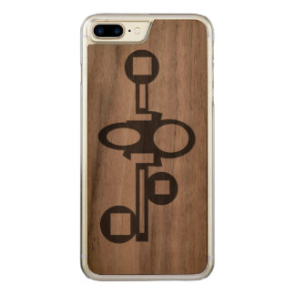 Robotic Carved iPhone 7 Plus Case
