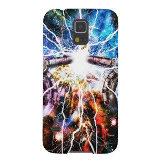 Robotic Explosion Galaxy S5 Cover