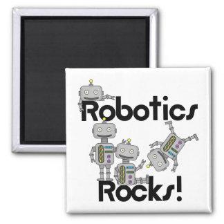 Robotics Rocks Magnet