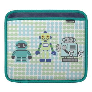 Robots & Androids iPad Sleeve